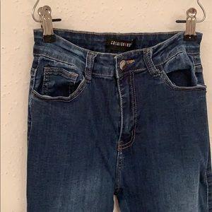 Fashion Nova Blue Jeans